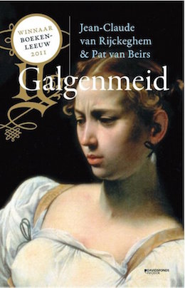Antwerpen_Boeken_Galgenmeid_Jean_Claude_vanRijckeghem