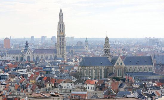 Antwerpen_skyline