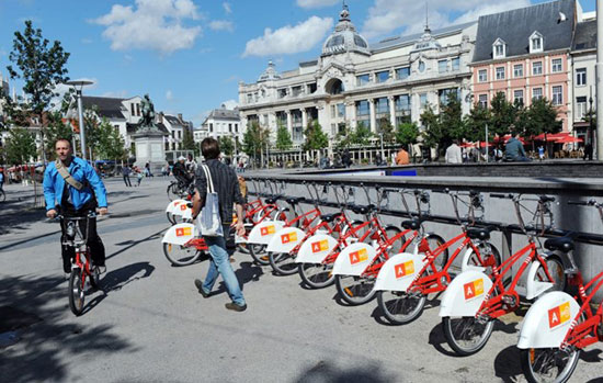 Antwerpen_fietsen-velo