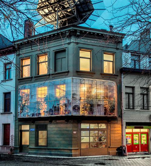 Antwerpen_panamarenko-huis