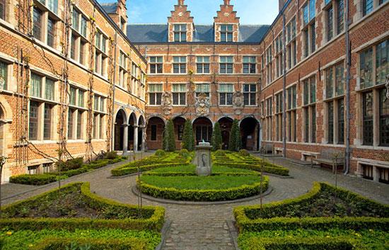 Antwerpen_plantin-moretus-tuin