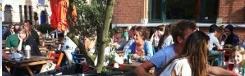 Wattman: eetcafé aan het Tramplein