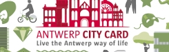 Gratis met de Antwerp City Card