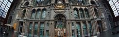 De 'spoorwegkathedraal' van Antwerpen