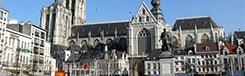 Fresco's, Rubens en Onze-Lieve-Vrouw van Antwerpen