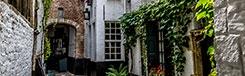 Een middeleeuws stukje Antwerpen