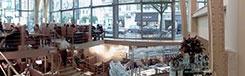 Nieuwe en oude architectuur bij Horta