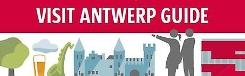 Ontdek Antwerpen met de Visit Antwerp Guide