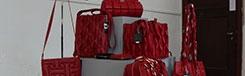 Handgemaakte handtassen