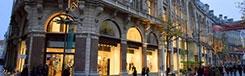 Luxe warenhuis Galeria Inno