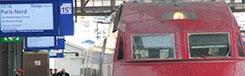 Met de trein naar Antwerpen