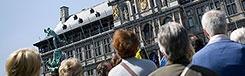 Op stap door Antwerpen