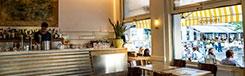 Hopper: café voor jazzliefhebbers