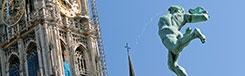 De geschiedenis van Antwerpen