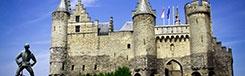 Bezienswaardigheden en monumenten in Antwerpen