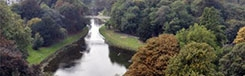 Parken en tuinen in Antwerpen