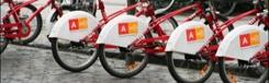 Op de fiets door Antwerpen