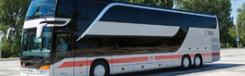 Met de bus naar Antwerpen