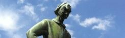 Het standbeeld van Lange Wapper