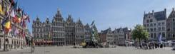 Goedkoop overnachten in Antwerpen