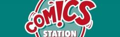 Comics Station in het station van Antwerpen
