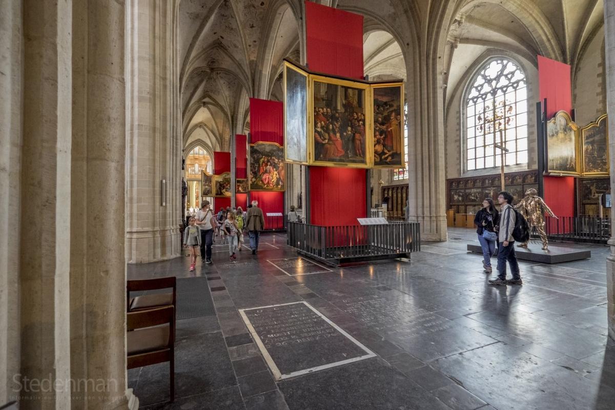 Foto\'s Onze-Lieve-Vrouwekathedraal Antwerpen   Antwerpen-Nu